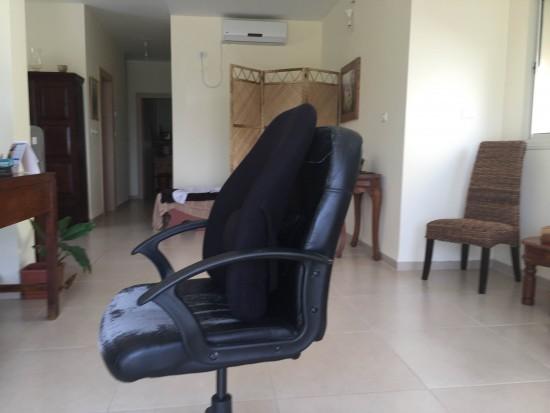 משענת לכסא